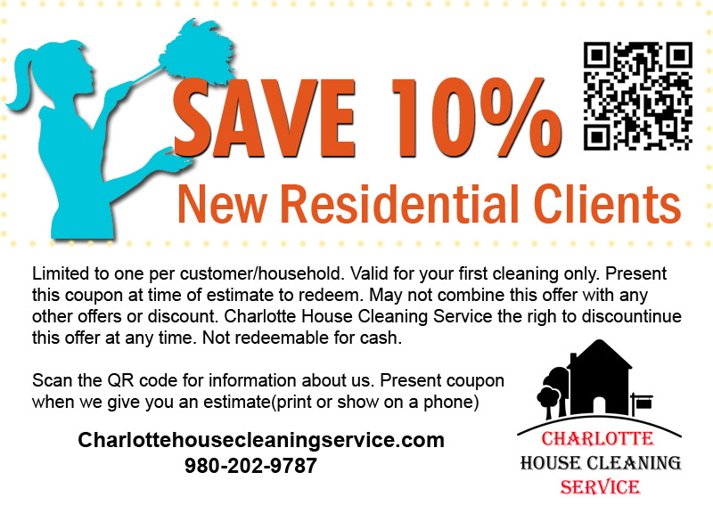 10percent charlotte housecleaningservice